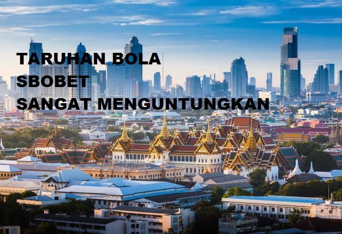 Hasil judi bola sbobet uang asli bisa ke Bangkok